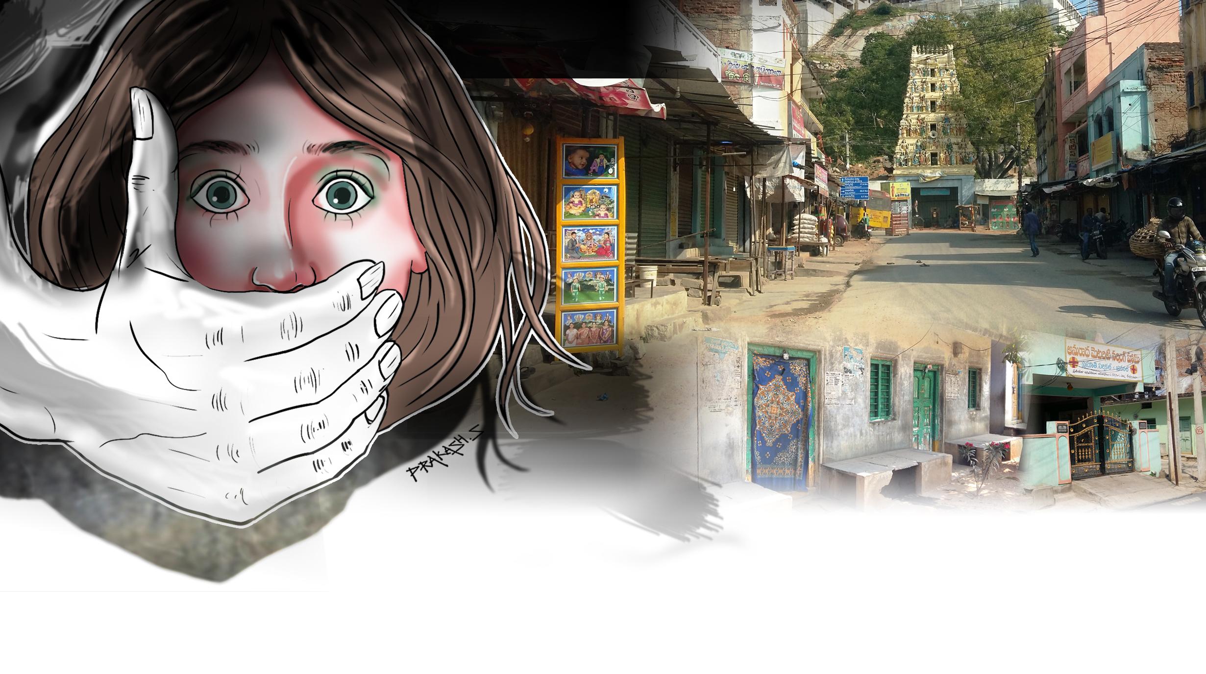 Raids have exposed Yadadri as hub of child trafficking