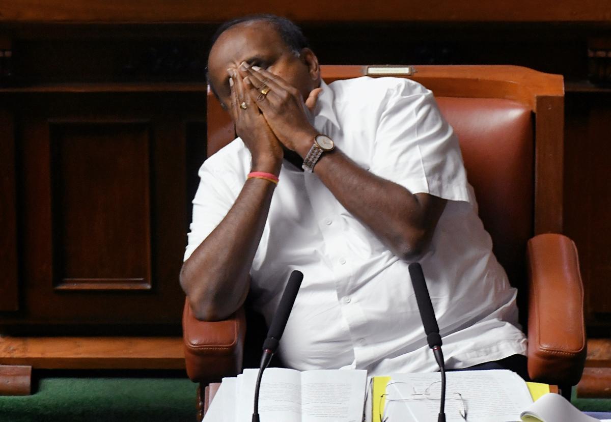 Karnataka Crisis | Curtain falls on 'Nataka' as HDK loses Trust Vote