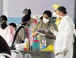 Three quarantined in Bangalore with suspected swine flu symptoms