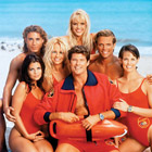 RED HOT: The cast of 'Baywatch'.