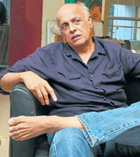 VERSATILE: Mahesh Bhatt. DH photo by Anand Bakshi