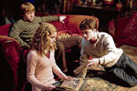 A scene from the film Harry Potter and the Half Blood Prince