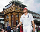 incomparable: England's Andrew Flintoff has set his focus on regaining the Ashes. AP