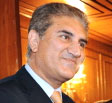 Pakistani Foreign Minister Shah Mehmood Qureshi