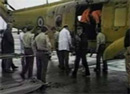 Rescue workers collecting the debris of Air India plane Kanishka crash. File photo
