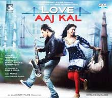 Saif Ali Khan and Deepika Padukone in 'Love Aaj Kal'