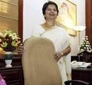 Nirupama Rao takes charge as FS