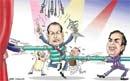 Ambani versus Ambani...it is all about money