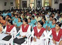 Participants at the convention on Nali Kali, organised by the All India Save Education Committee in Bangalore on Tuesday. DH Photo