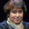 Taslima arrives; whisked away to unknown place