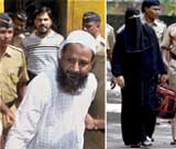 Ashrat Ansari, Mohammed Hanif Sayed and Fahmida Syed Mohammed Haneef were found guilty in 2003 Mumbai blasts. PTI