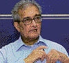 Amartya Sen for universal PDS