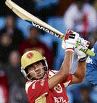 hit or miss?: Youngsters like Manish Pandey will be in focus in the KPL. AFP