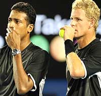 Mahesh Bhupathi and Mark Knowles