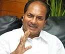 Terror camps in Pak a threat to India: Antony