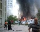 95 killed in Baghdad attacks