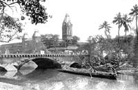 Central Railway Station-Madras in 1925