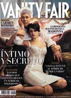 INTRIgUING CHEMISTRY Pedro and Cruz on the cover of 'Vanity Fair'.