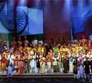 Indian folk artists mesmerise Russian audience in Moscow