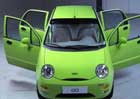 The Green car