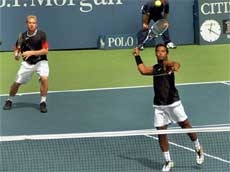Paes, Bhupathi advance in mixed and men's doubles in US Open