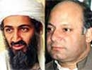Sharif met Osama five times: Ex-ISI official