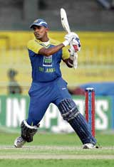 Thilan Samaraweera has firmly  established himself as a man for all formats. AP