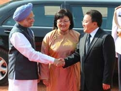 India inks uranium and four other deals with Mongolia