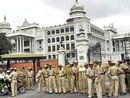 Cong's Soudha siege thwarted