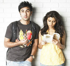 In Wake up Sid