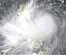 Typhoon batters northern Philippines