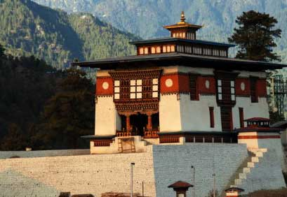 Dechen Namgyal Monastery in J and K, one of the four buildings in the endangered list of World Monuments fund