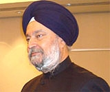 India calls for international terror treaty