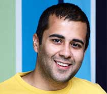 Two States: The story of my marriage author Chetan Bhagat