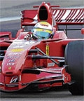 Seems like old times, says Massa