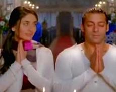 Bad boy Salman rescues Kareena