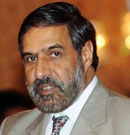 Anand Sharma, Indian Commerce Minister