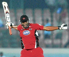 Pollard blitzkrieg earns Trinidad improbable win