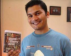 Mumbai's Chirantan Patnaik creates world record in video gaming