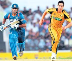 A timely reminder of Dhoni's powers
