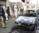 12 killed in Peshawar suicide blast