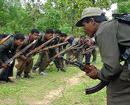Maoists blow up school building in Jharkhand