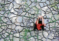 The overall deficit of monsoon in June was 48 per cent