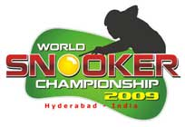 World Snooker Championship logo
