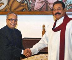 SL should find political solution that benefits all: Pranab