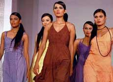 Now, a fashion week for global designers in India