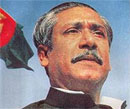 Sheik Mujibur Rahman. File photo