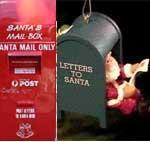This Christmas, Santa will not reply ; US blocks Santa mail
