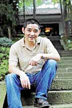 Chinese author Su Tong