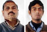 Father-son duo nabbed